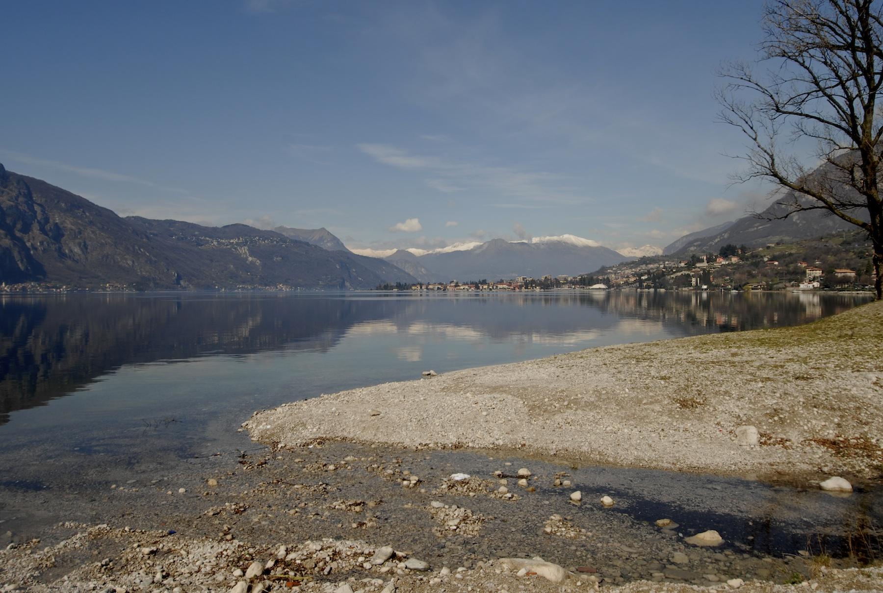 Mandello del Lario, Lake Como, Lombardia, Italy, Europe
