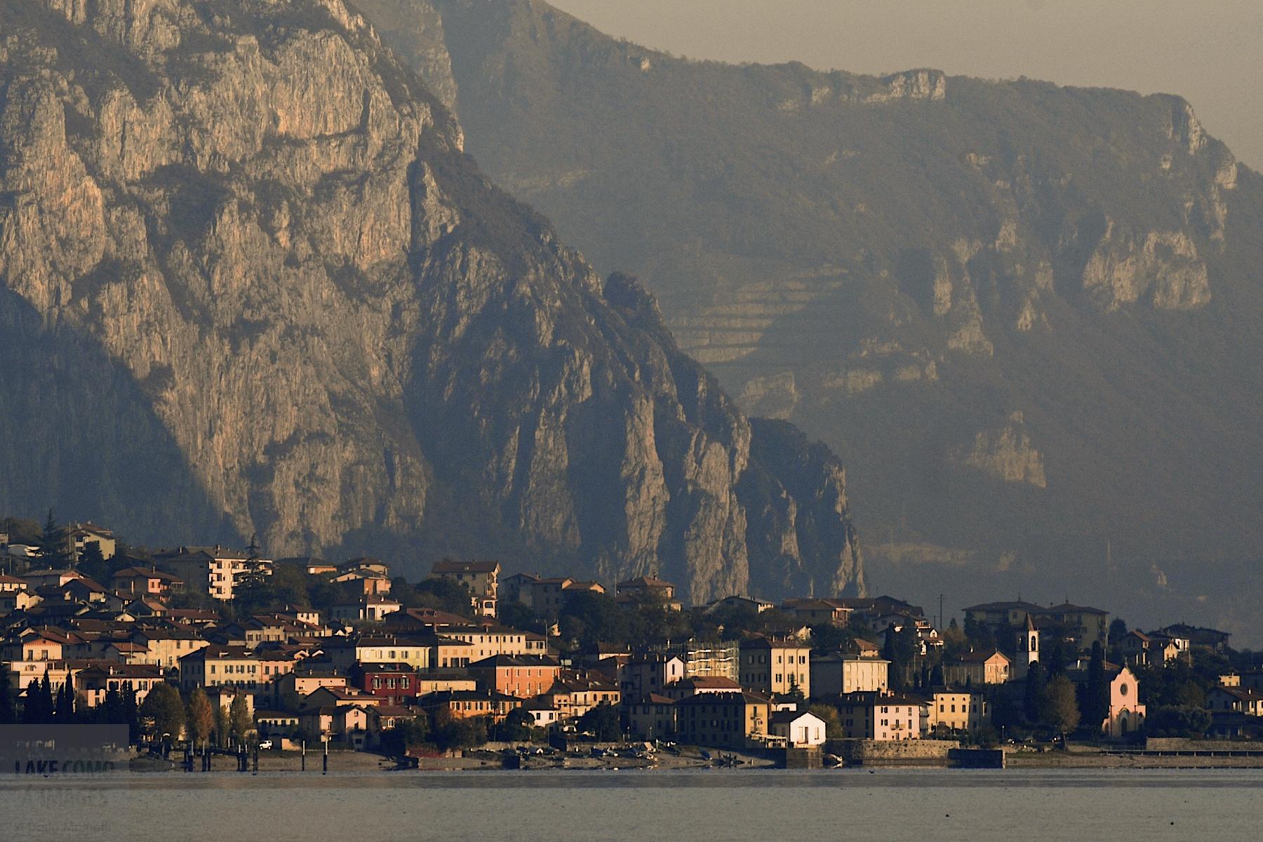 Abbadia Lariana, Lake Como, Lombardia, Italy, Europe